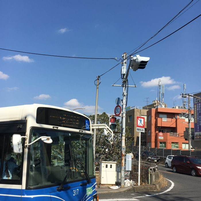 千葉海浜交通バスの車内放送でクリニックの案内を始めました  (千葉市 花見川区 脳神経外科)